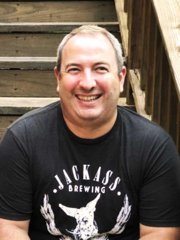 Skip Kratzer - Jackass Brewing Company - Lewisburg