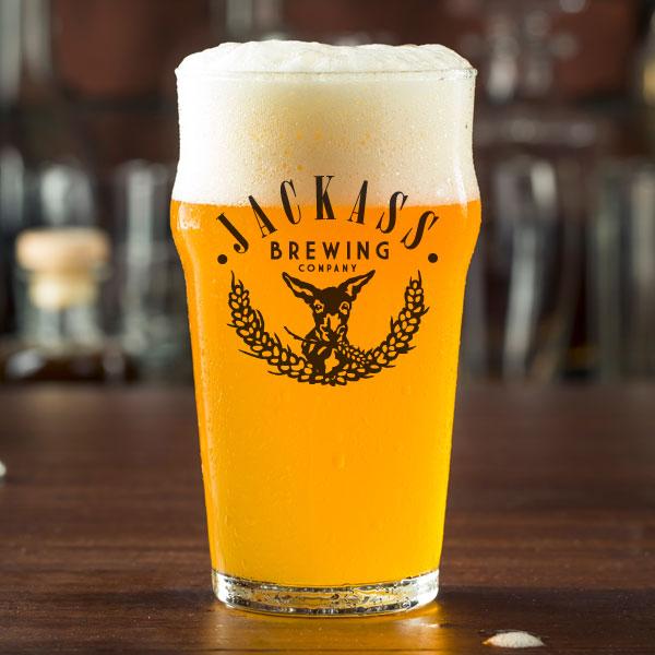 Albino IPA - Jackass Brewing Company - Lewisburg