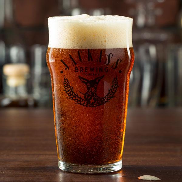 Donkey Nugget - Jackass Brewing Company - Lewisburg
